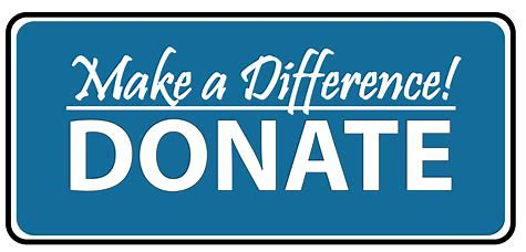 Make a difference . Donate!
